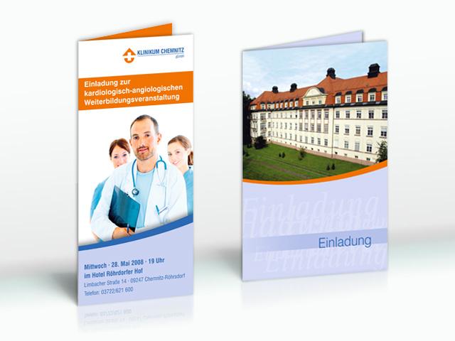 Klinikum Chemnitz Einladung