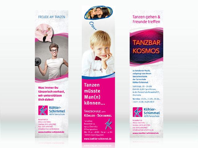 Tanzschule Köhler-Schimmel Anzeige
