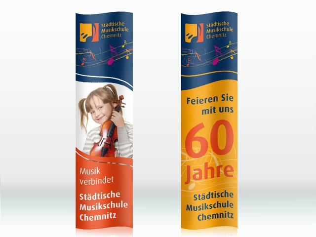Musikschule Chemnitz Banner