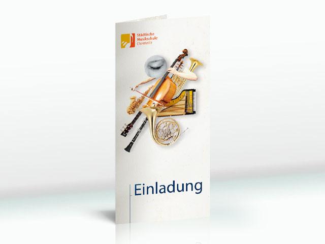 Musikschule Chemnitz Einladung