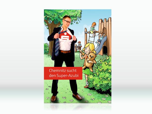 Sparkasse Chemnitz Flyer