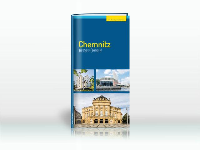 Chemnitz Reiseführer von Cartell