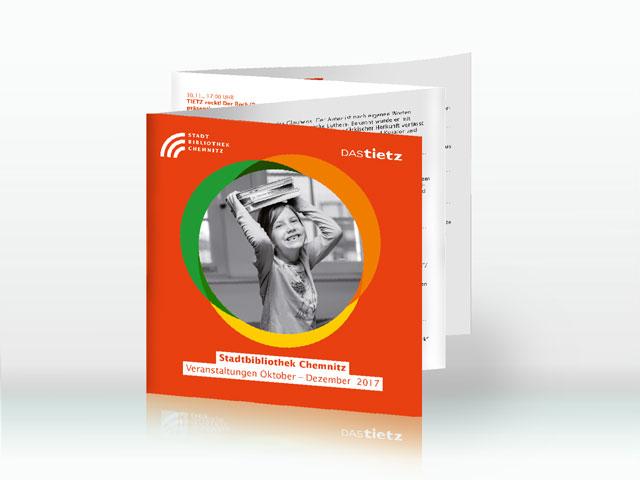 Das Tietz Broschuere
