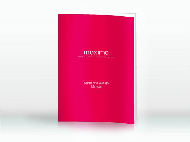 Maximo Corporate Design