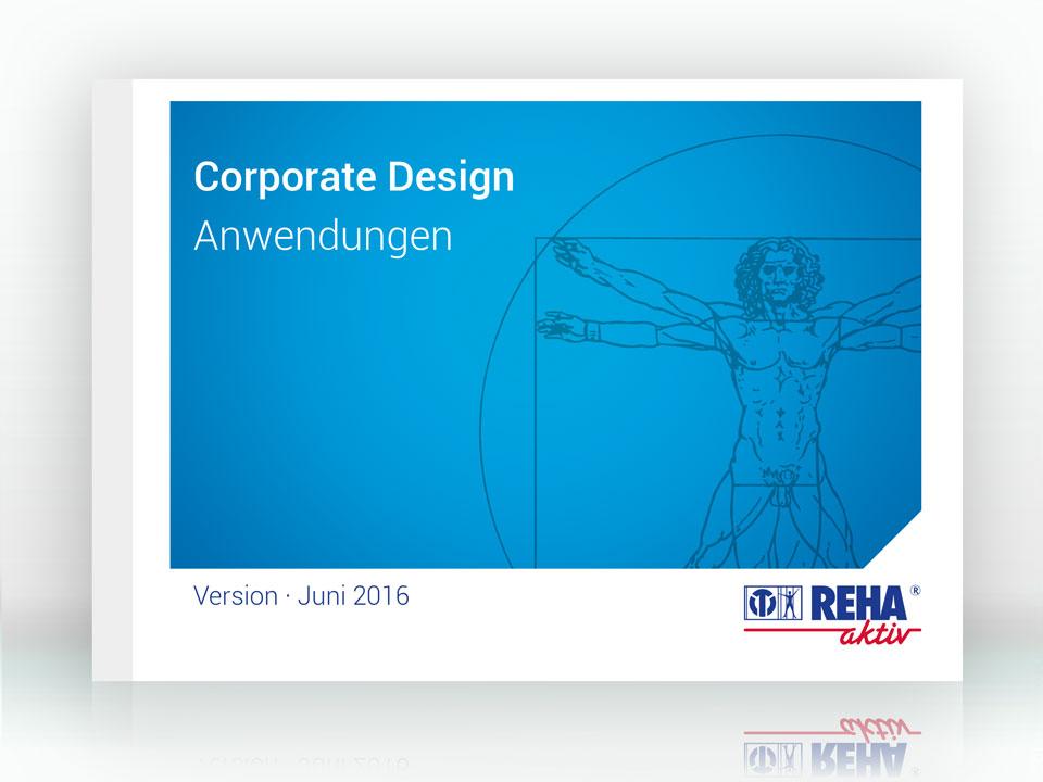 Reha aktiv Corporatedesign