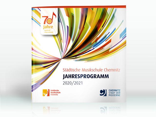 Jahresprogramm-Musikschule